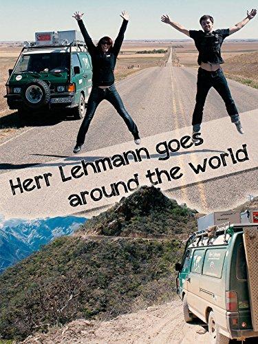 Herren 4-taste (Herr Lehmann goes around the world - a 4-wheeled roadmovie [OV])