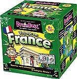 Asmodee - 93305 - Brain Box - Voyage en France - Jeu Enfants