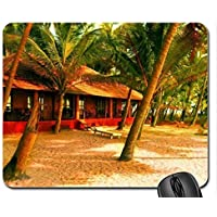 Beach Cottage Mouse Pad, Mousepad (Beaches Mouse Pad) - Beach Cottage Accessori