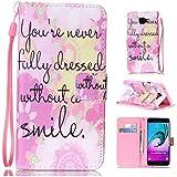 Chreey Coque Samsung Galaxy A5(2016) / SM-A510F (5.2 pouces),PU Cuir Portefeuille Etui Housse Case Cover ,carte de crédit Fentes pour ,idéal pour protéger votre téléphone