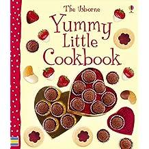 Yummy Little Cookbook (Usborne First Cookbooks)