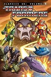 By Richard Starkings Transformers Classics UK Volume 5