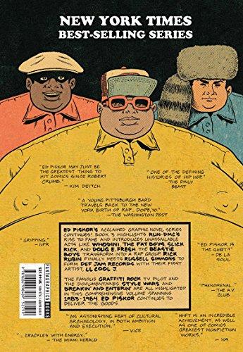 Hip Hop Family Tree 3 1983-1984
