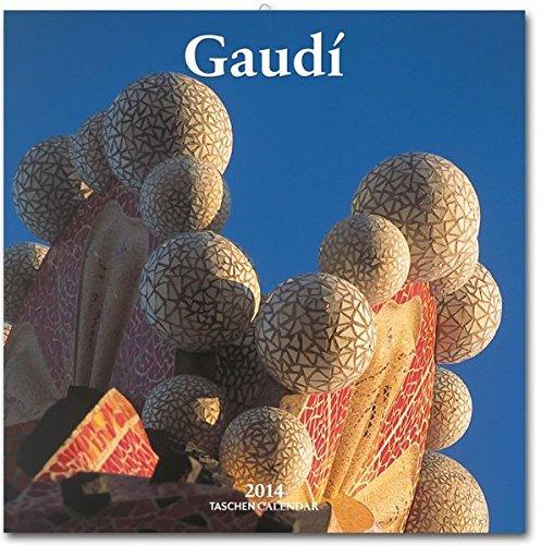14 Gaudí (Taschen Wall Calendars)