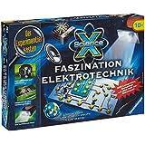 "Ravensburger 18897 - Experimentierkasten ScienceX ""Faszination Elektrotechnik"""