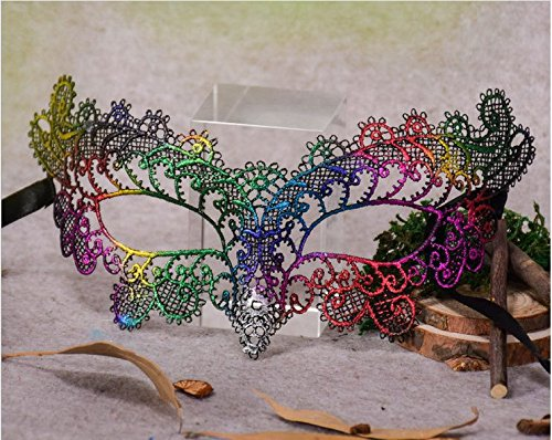 Good Sister Maskerade Maske Sexy Spitze Augenmaske Venezianische -