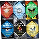 The Tomorrow Series Collection 6 Books Set John Marsden The Night is for Hunting