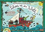 Schön ist die Welt: Die 16 schönsten Reiselieder zum Anschauen, Hören und Mitblubbern Mit Noten und CD im Buch