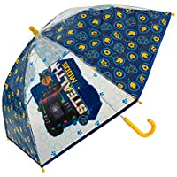 Paw Patrol Bubble Umbrella Bags & Accessories Synthetic Material Umbrellas Blue/Assorted