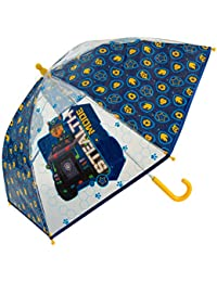 PAW PATROL Burbuja Paraguas Paraguas Azul/Variados - Azul/Variados - Gb Tallas 1
