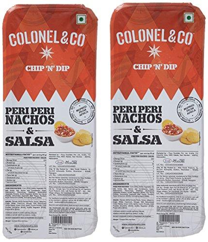 Colonel & Co Chip N Dip Peri Peri Nachos with...