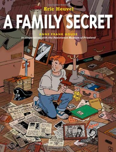 A Family Secret by Eric Heuvel (2009-10-13)