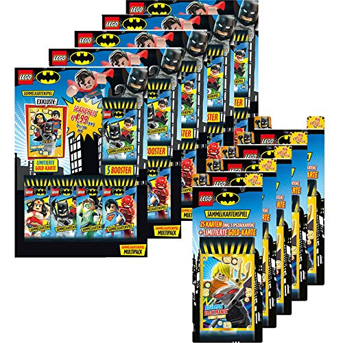 ding Cards - Alle 5 Multipacks + Alle 5 Blister - Deutsch ()