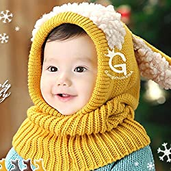 Cuellos con bufanda diseño especial para bebés