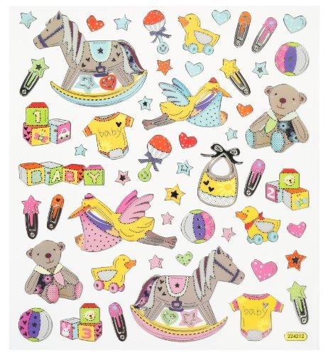 Creapop Hobby Design Sticker Baby