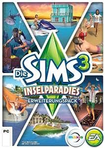 Die Sims 3: Inselparadies Erweiterungspack [PC/Mac Online Code]