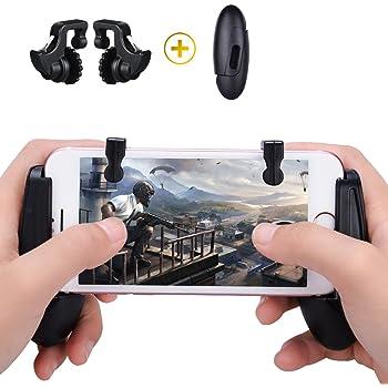 Praktisch Pubg Trigger Für Spiel Gamepad Für Handy Spiel Controller L1r1 Shooter Trigger Feuer Taste Für Iphone Für Messer Heraus Videospiele