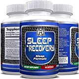 Natural Sleep Recovery supplements ( 60 pills) - Best Reviews Guide