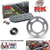 Kit de Cadena RK Yamaha XT660 R/X 2004-15 15-45/