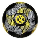 BVB 09 Borussia Dortmund Fußball mit Carbonmuster Größe 5 Ball 15500100