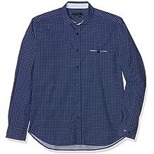 Cortefiel Estampada, Camisa para Hombre