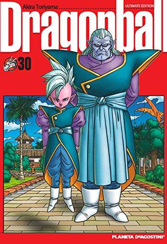 Dragon Ball nº 30/34 (Manga Shonen) por Akira Toriyama