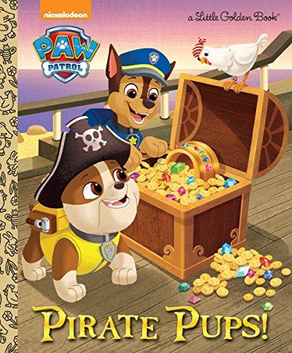 Pirate Pups! (Little Golden Books: Paw Patrol) por Golden Books
