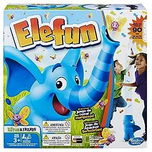 Hasbro Gaming – Juego infantil Elefun (Hasbro B7714175)