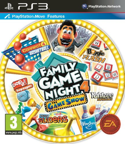 Family Game Night 4: The Game Show (Sony PS3) [Import UK] (Game Family 3 Night)