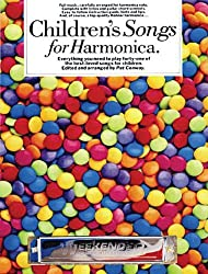 Children's Songs for Harmonica by Pat Conway (1992-08-01)