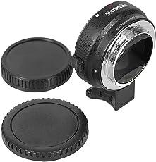 Commlite Auto-focus Mount Adapter EF-NEX for Canon EF/EF-S Lens to Sony NEX with IS Exact Exposure