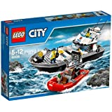 LEGO City 60129 - Polizei-Patrouillen-Boot