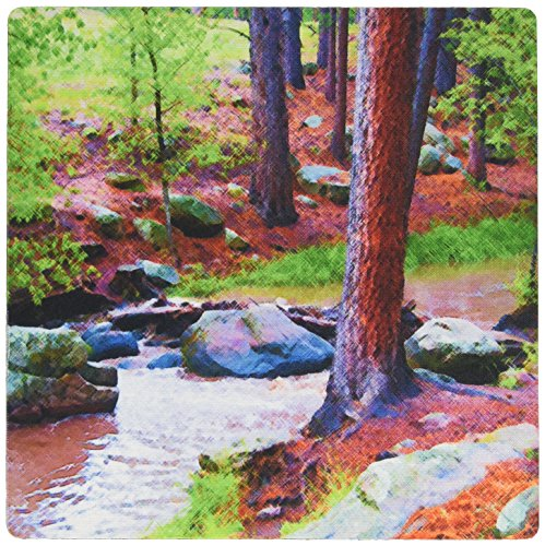 3drose-llc-8-x-8-x-025-inches-mouse-pad-the-stream-that-goes-through-the-pines-in-dixie-national-for