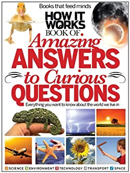 How it Works Book of Amazing Answers to Curious Questions by [Publishing, Imagine]