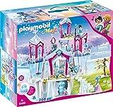 Playmobil- Magic Giocattolo Palazzo di Cristallo Ragazza, Multicolore, 9469