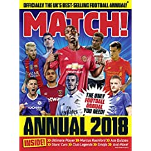 Match Annual 2018 (Annuals 2018) (English Edition)