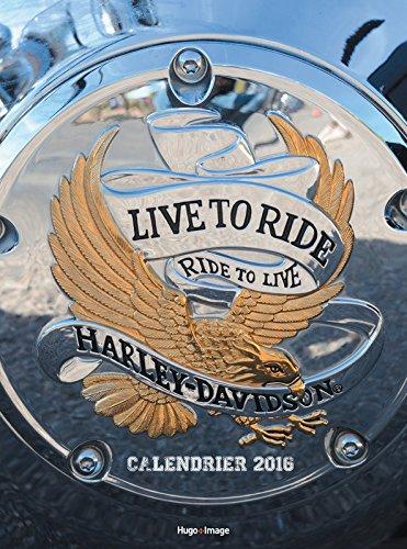 Calendrier mural 2016 Harley Davidson