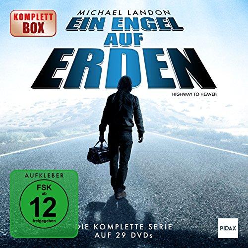 Ein Engel auf Erden - die komplette Serie (Staffel 1-5) im Set - Deutsche Originalware [29 DVDs]