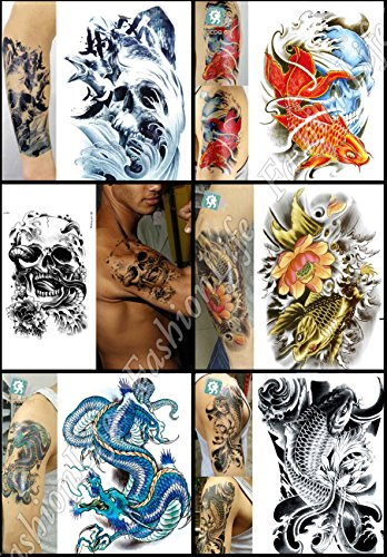 stickers-de-tatouage-temporaire-pour-lart-corporel-set-6-sheets-6-pcs-lc1-temporary-tattoo-body-tatt