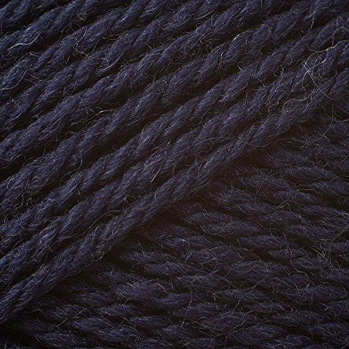 Rowan Pure Wolle Superwash DK–Navy (011) (Dk-garn Rowan Pure Wool)