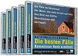 Kommissar Beck ermittelt. Die besten Fälle, 5 Audio-CDs - Maj Sjöwall