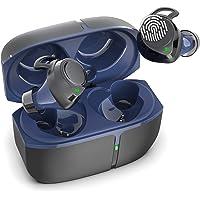 Bluetooth Kopfhörer, Kabellose Kopfhörer mit Bluetooth 5.1 Noise Cancelling Headset In Ear Ohrhörer HiFi Stereo Sound…