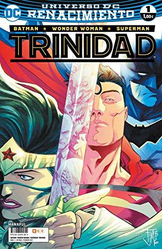Descargar Libro Batman / Superman / Wonder woman: Trinidad (Renacimiento) 1 de Francis Manapul