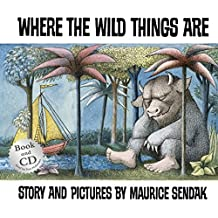 Where The Wild Things Are: Book and CD by Maurice Sendak (2015-08-27)