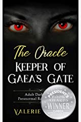 The Oracle: Keeper of Gaea's Gate: Adult Dark Fantasy Paranormal Romance Series (The Cedric Series Book 3) Kindle Edition