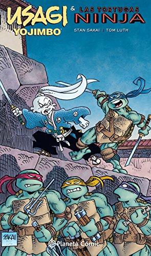 Usagi Yojimbo y las Tortugas Ninja eBook: Stan Sakai ...
