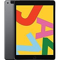 """Apple iPad (10,2"""", Wi-Fi + Cellular, 128GB) - Space Grau (Vorgängermodell)"""