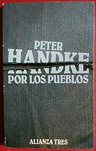 Por los pueblos par Peter Handke