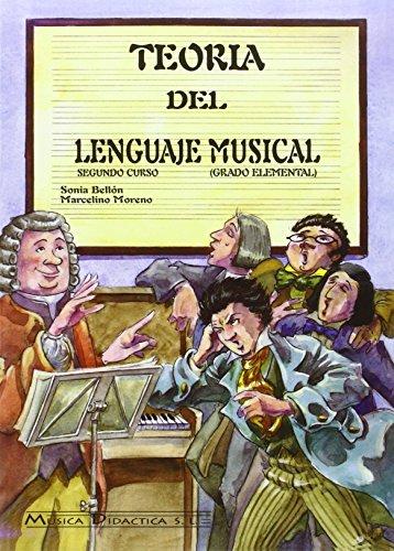 Teoría del lenguaje musical, 2 curso