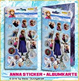 Panini - Frozen 077091. �lbum y pegatinas. Dise�o Elsa. 1 unidad. Bild